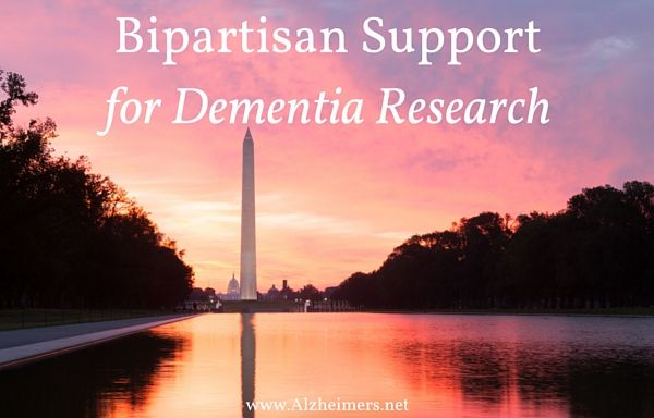 A Congressional Task Force continues to pave the way for support for dementia, while Hillary Clinton proposes a $2 billion annual investment in research.