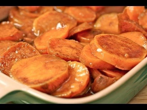 How To Make Candy Yams Soul Food