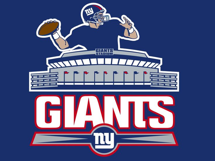 Image result for ny giants secondary logo stadium