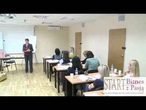 edukacja biznesowa idealna jeśli planujesz biznes lub chcesz rozwinąć istniejący własny biznes z pasją. Wideo dla przedsiębiorczych kobiet z pasją http://www.wlasnybizneszpasja.pl/    7 najczęściej popełnianych błędów przez kobiety w biznesie  5 mitów nt. własnego biznesu  2 skuteczne strategie marketingowe Biznes z Pasją.  Agnieszka Przybysz mentor biznes z pasją, pionierka coachingu.  Business coaching i mentoring…