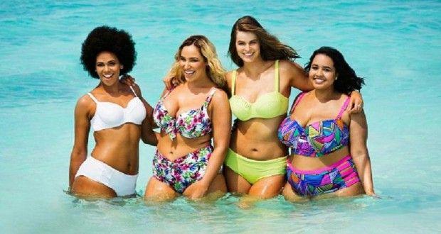 Costumi da bagno curvy: proposte per l'estate delle donne con curve