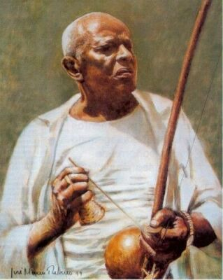 Sing like the great Mestre Bimba! Here's a collection of capoeira lyrics with English translations.