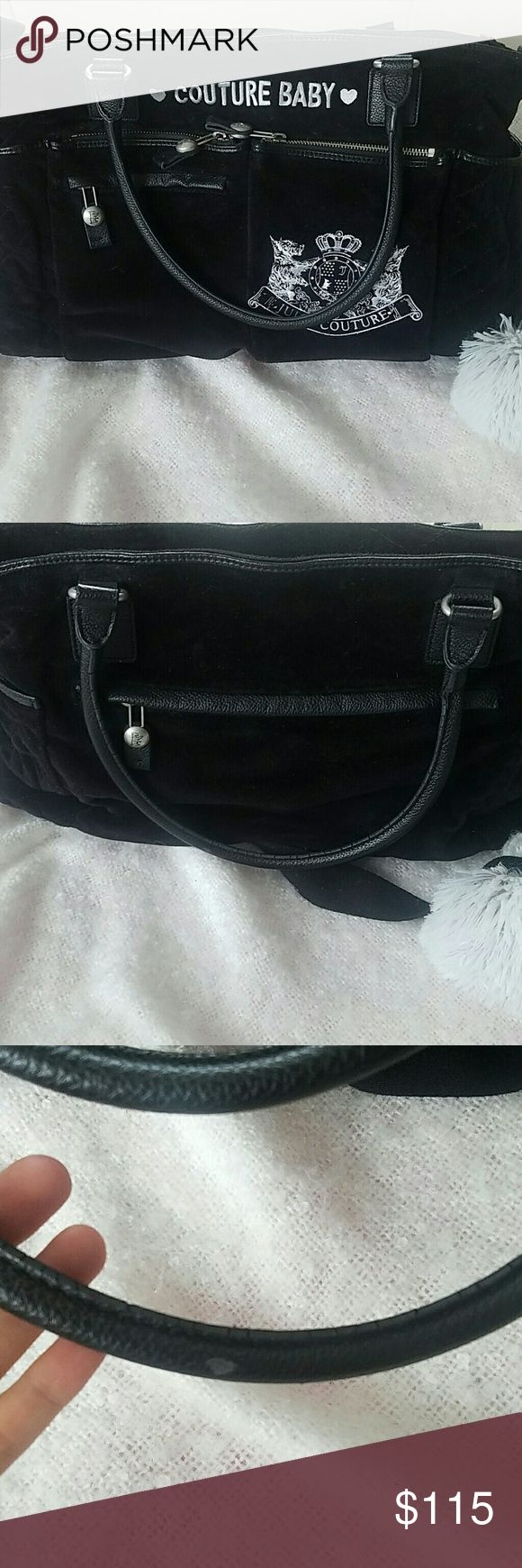 Juicy couture baby bag Large juicy couture baby bag Juicy Couture Bags