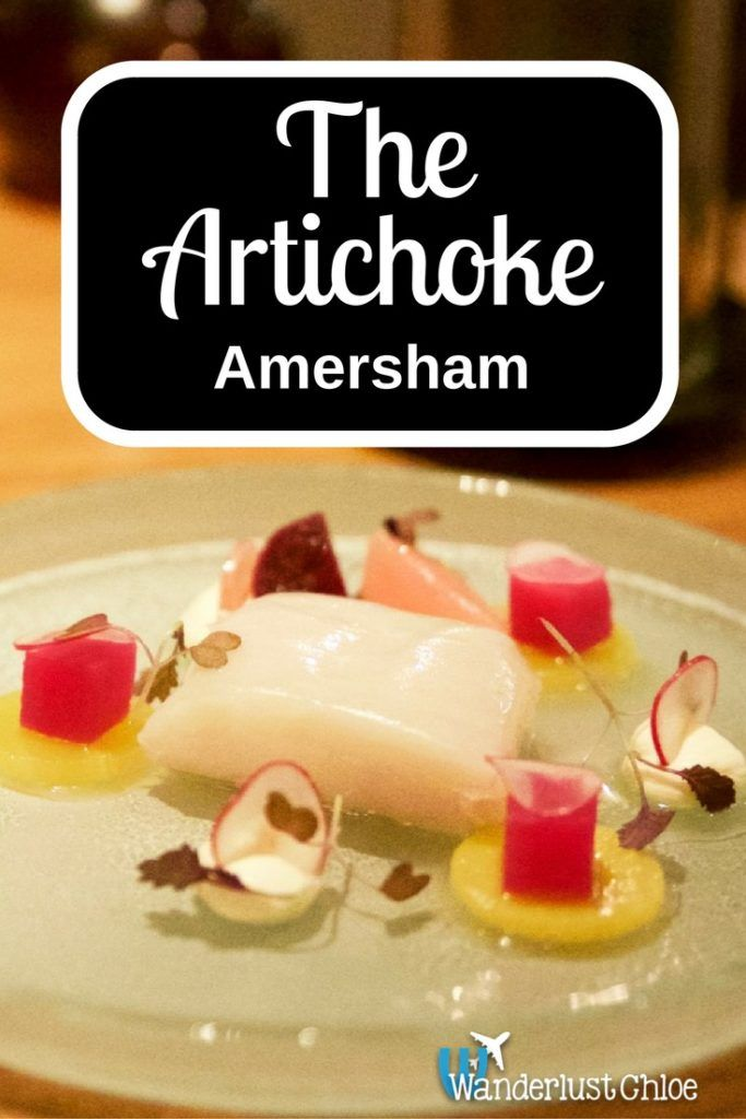 Review: The Artichoke Restaurant, Amersham
