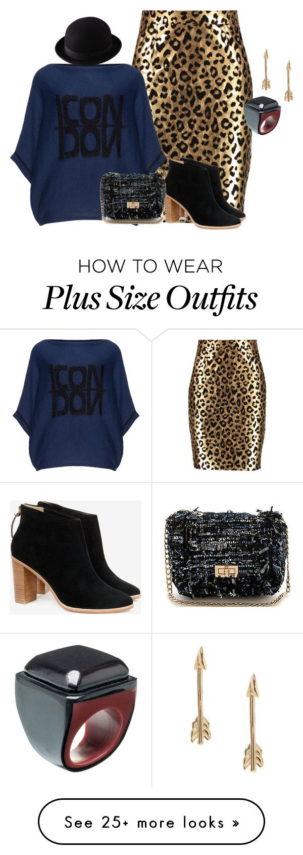 """""""plus size day or night chic"""" by kristie-payne on Polyvore featuring Milly, Ted Baker, Mat, Uniqlo, Bungalow 20, Banana Republic and Marni"""