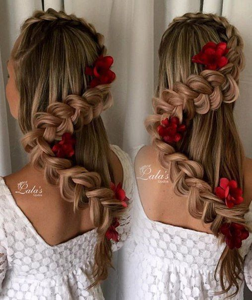 Dutch lace S-braid
