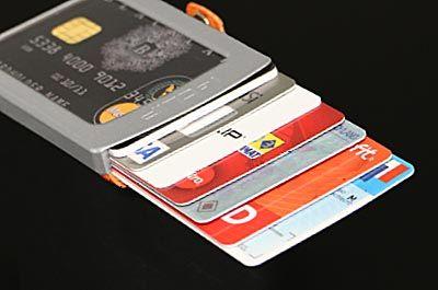 I-CLIP portafoglio 12 carte