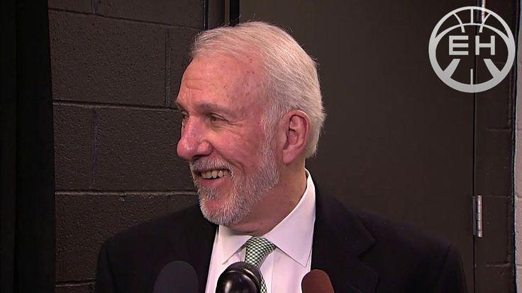 Gregg Popovich Postgame Interview / Spurs vs Cavaliers / Jan 23/ Express...