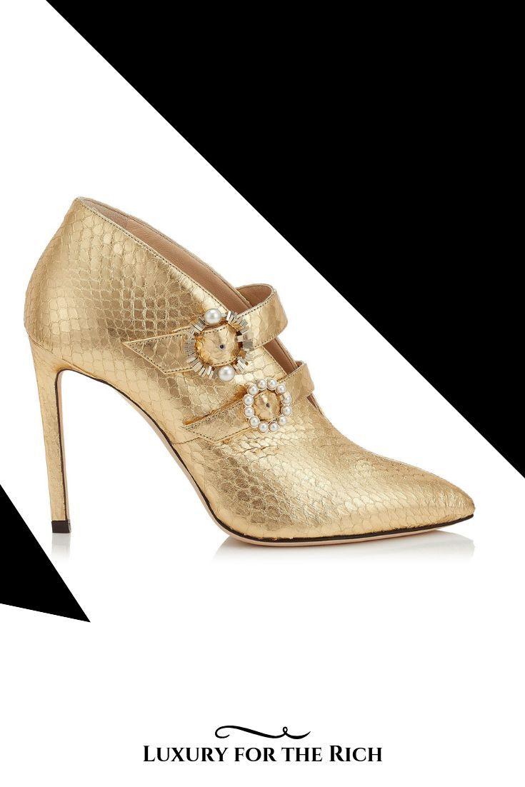 bab4b1c130d Jimmy Choo Women Shoes Boots LARISSA 100