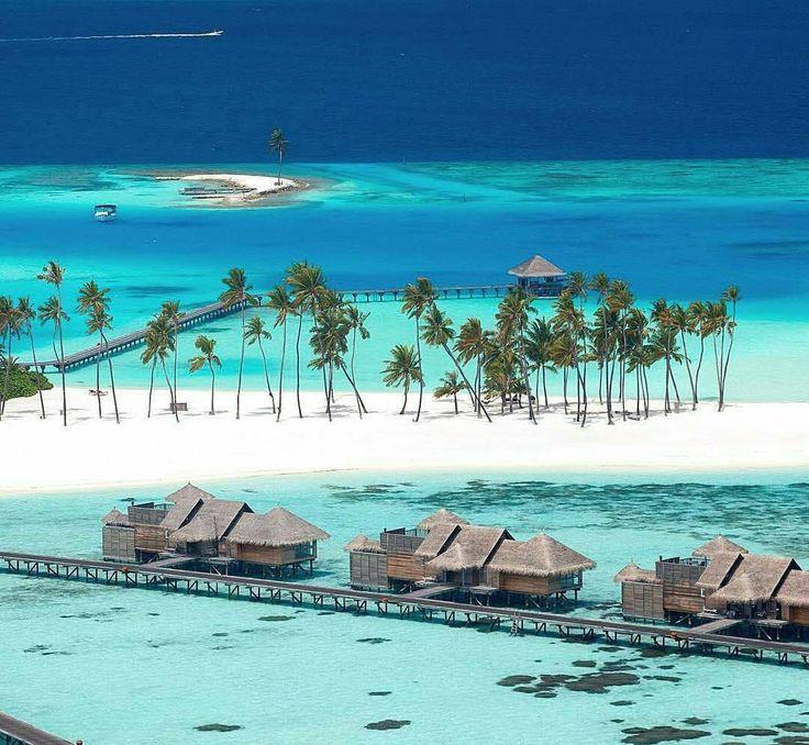 The Maldives Island - Gili Lankanfushi #MaldivesTravel