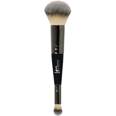 What a brush! Definitely on the wish list. It Cosmetics Heavenly Luxe Dual Airbrush Foundation/Concealer Brush