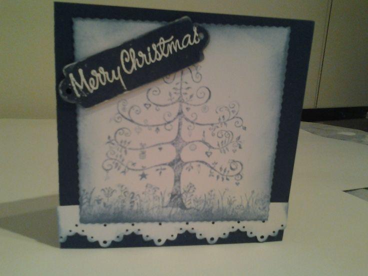 Elegant christmas card 2