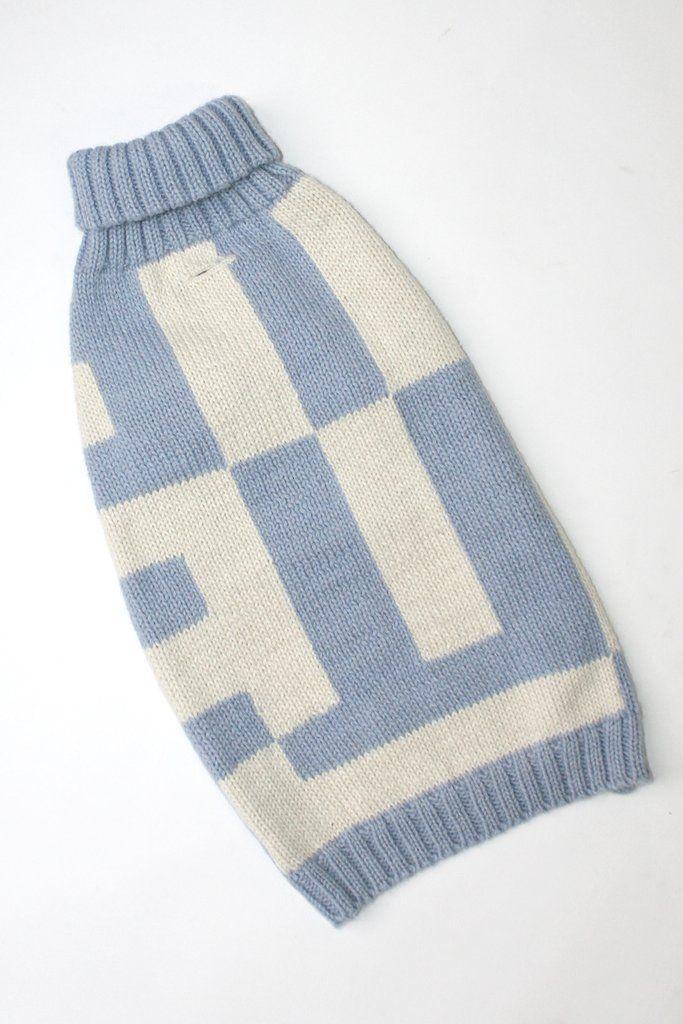a9d8d8214be5 Dusen Dusen Parquet Dog Sweater