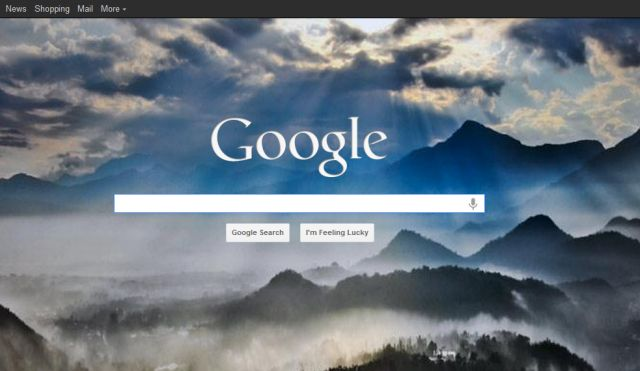 Set Daily Bing Image as Google Homepage Background Automatically