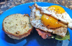 Paleo Breakfast Sandwich