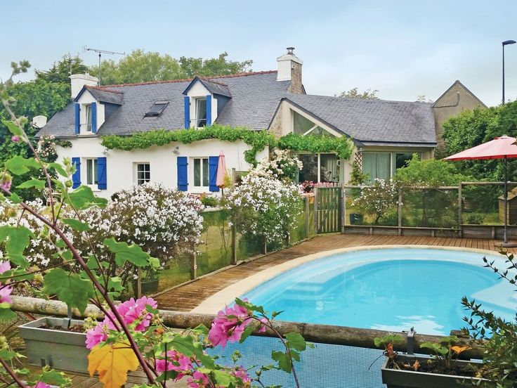 Awesome La Ferme Du Poulmic (ref T29454) In Bénodet, Brittany | French Country
