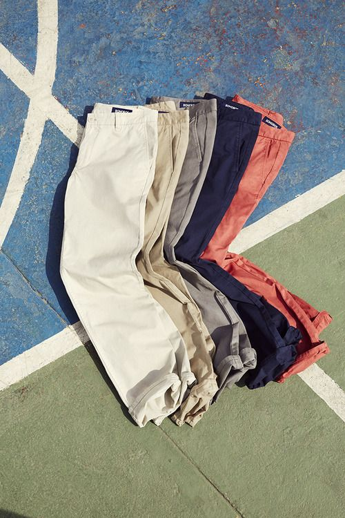 DYED AND TRUE: THE SECRET BEHIND THE BEST COLORS OF THE SEASON This spring at Bonobos, we're happy to be launching the Garment Dyed Chinos a...