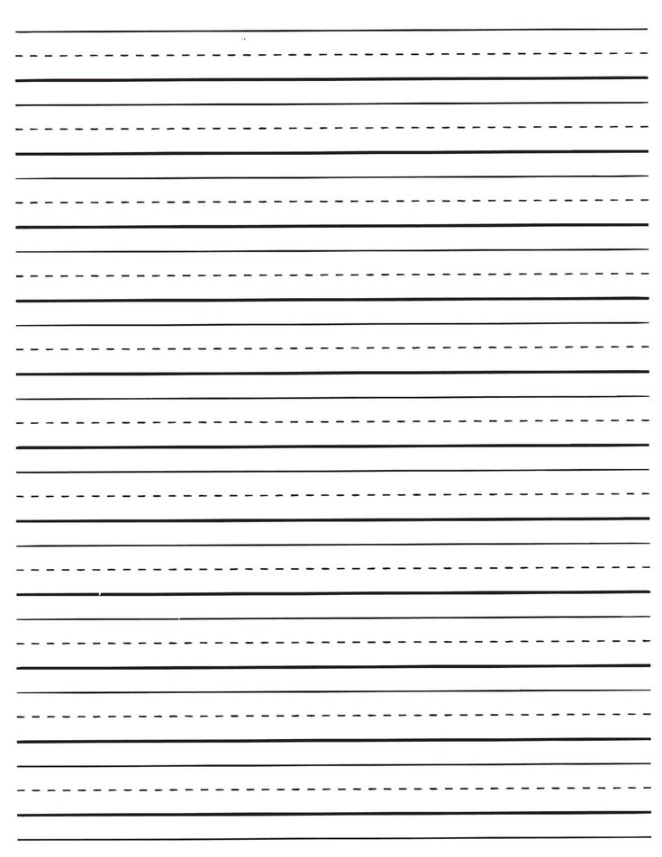 Best 25+ Kindergarten lined paper ideas on Pinterest Writing - free lined handwriting paper