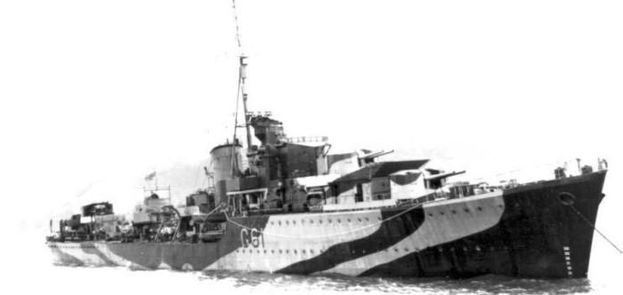 HMS Javelin
