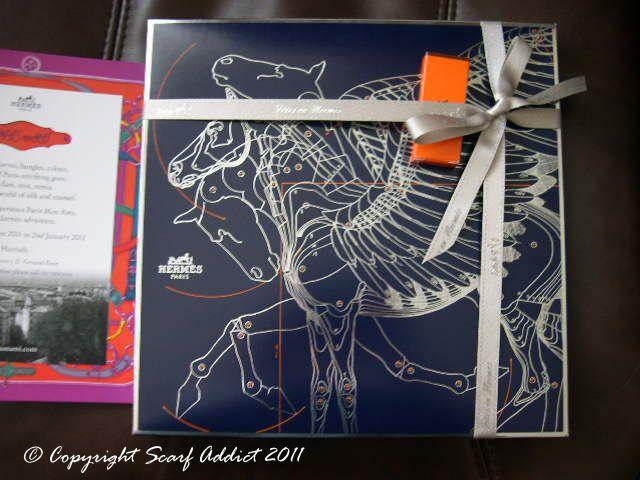 Pegasus, Christmas Box 2011