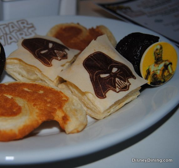 Star Wars Dine In Galactic Breakfast Review Walt Disney