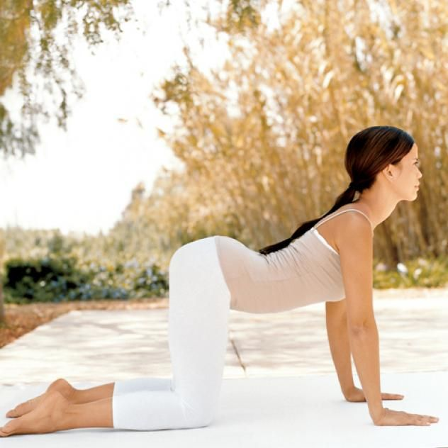 The Yoga Rx  Put away your pills and strike a pose. These moves help ease back pain, indigestion and more.