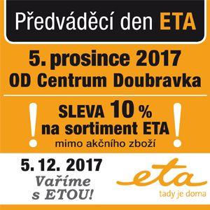 Eta Centrum Doubravka | Centrum Danger sign Eta