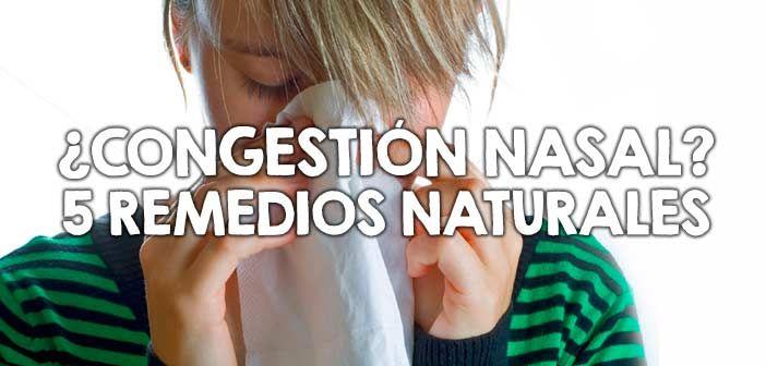 Cómo eliminar la congestión nasal naturalmente  http://nutricionysaludyg.com/salud/como-eliminar-congestion-nasal-naturalmente/