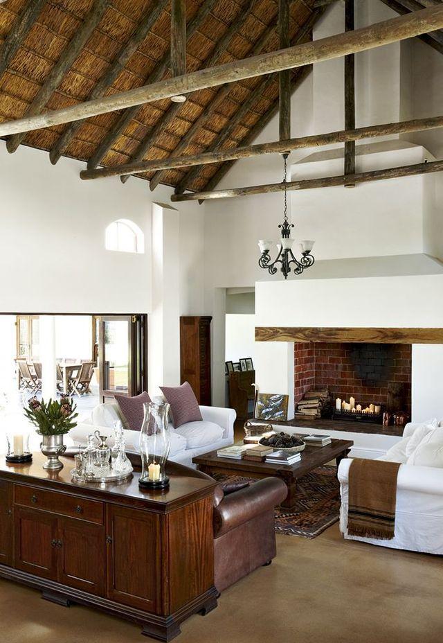 Interiors   Cape Dutch-Style (via Bloglovin.com )