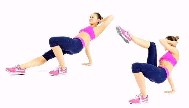 19 Exercises That Ll Give Your Tummy A Major Makeover Abs Workout Exercise Tummy Workout
