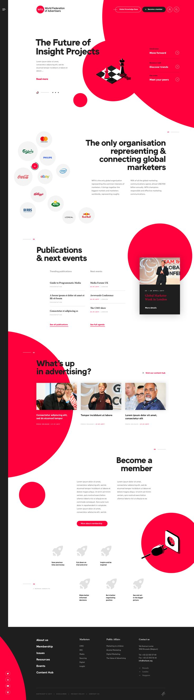 Wfa homepage full by dogstudio