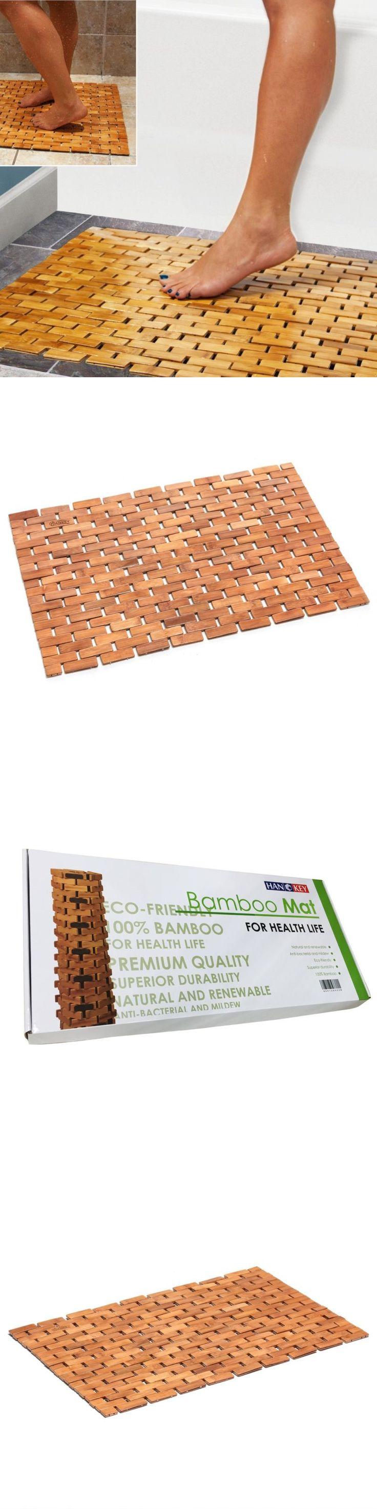 best 25 non slip shower mat ideas only on pinterest dorm non slip appliques and mats 66722 anti slip roll up bamboo floor mat