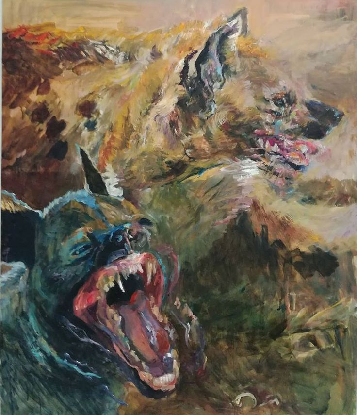 Hyenas, Noora Kaunisto 2016