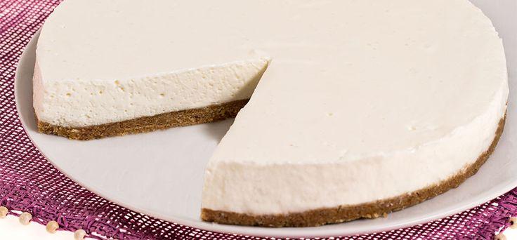 Philadelphia Cheesecake light | Cheesecake | Pinterest