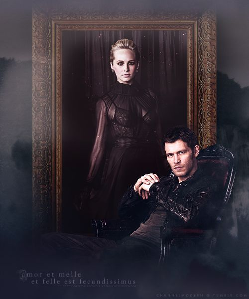 "Announcing The Winner of ""The Originals"" Couple Poll 