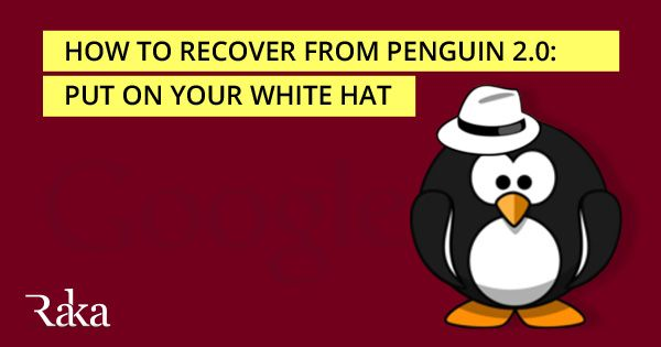 How to Recover from Penguin 2.0