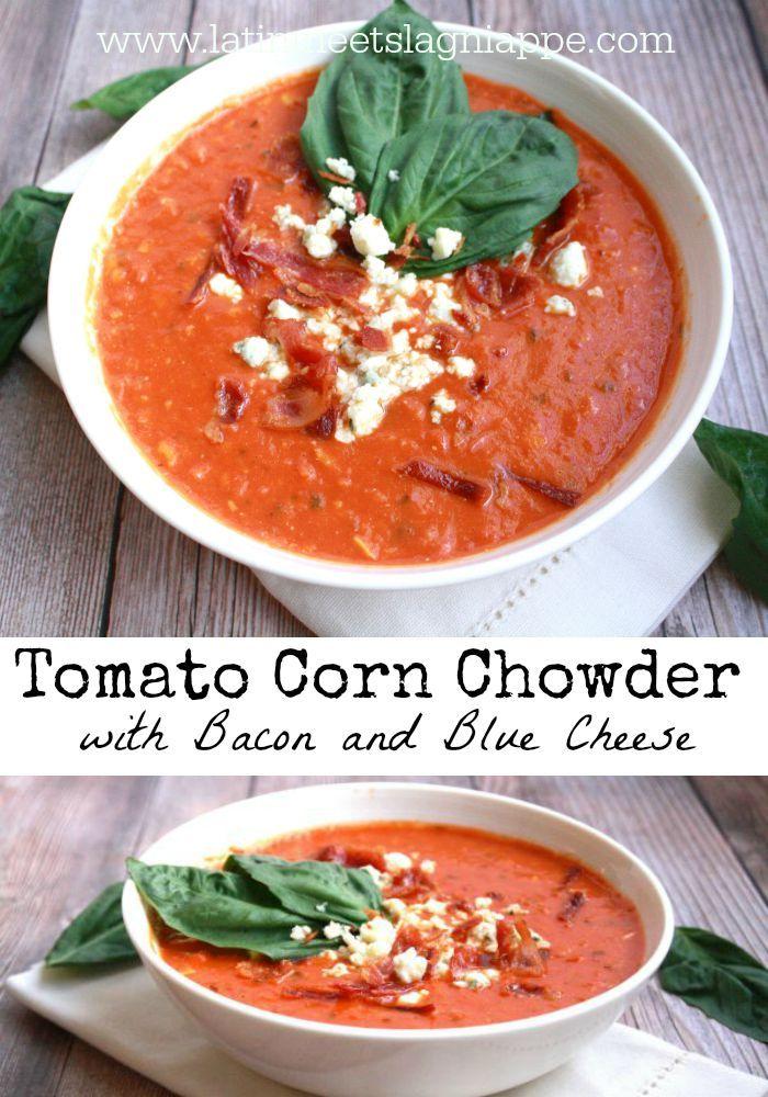 ... Soups on Pinterest | Lasagna soup, Asparagus soup and Corn chowder