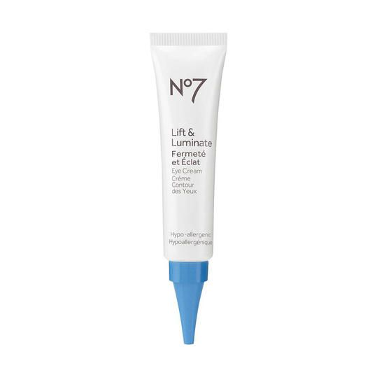No7 Lift & Luminate Eye Cream | A beauty haul that won't break the bank. Every Southerner knows age is just a number, but we're not going to lie—seeing a more youthful complexion looking back at us in the mirror doesn't hurt. Even though we've taken Mama's advice to always take care of our skin, picking out the right products can be a challenge. Between so many brands and formulations to choose from, it's an overwhelming task. To make your next shopping excursion a little simpler, we've…