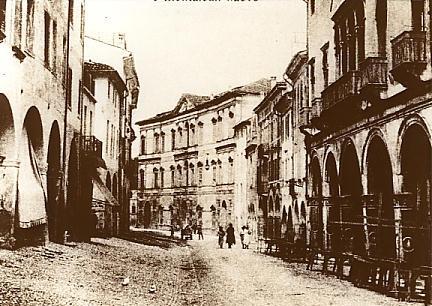 Conegliano #old via XX Settembre