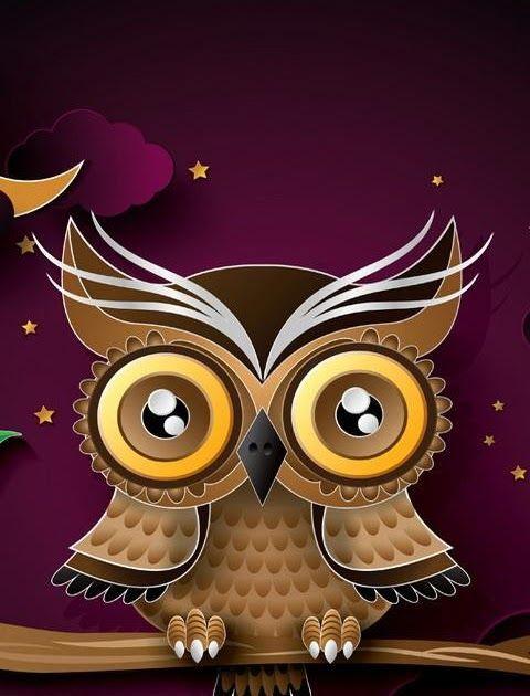 Fantastis 30 Gambar Kartun Burung Hantu Owl Abstract Owl Live Wallpaper For Android Apk Download Download Gambar Kartun Kartun Gambar Kartun Burung Hantu