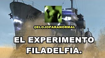 (1) El Experimento Filadelfia Spanish Película completa. - YouTube