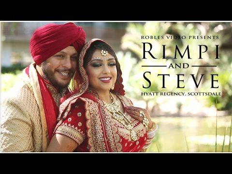 Rimpi Saini & Steve Sayegh - Cinematic Same Day Highlight (Sikh & Orthod...