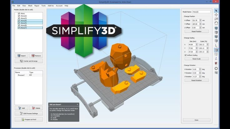 #VR #VRGames #Drone #Gaming How to Install Simplify 3D [Build 3D Printer Projects] #3D, 3d printer, 3d printer software, best, build, build 3d project, camels, como instalar, coupon, creative, download, driver, Drone Videos, Easy, facil, Fast, free, GearBest, gratis, how, install, Linux, mac, make yourself, melhor, new, printer, Programa, project, promoction, Quick, rapido, Simple, simples, simplify 3D, Software, technology, tecnologia, tenco, to, top, tutorial, understand,