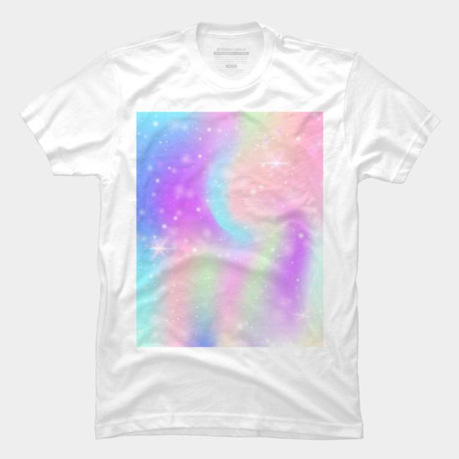 Rainbow Watercolor Art T Shirt Watercolor Art Rainbow T Shirt