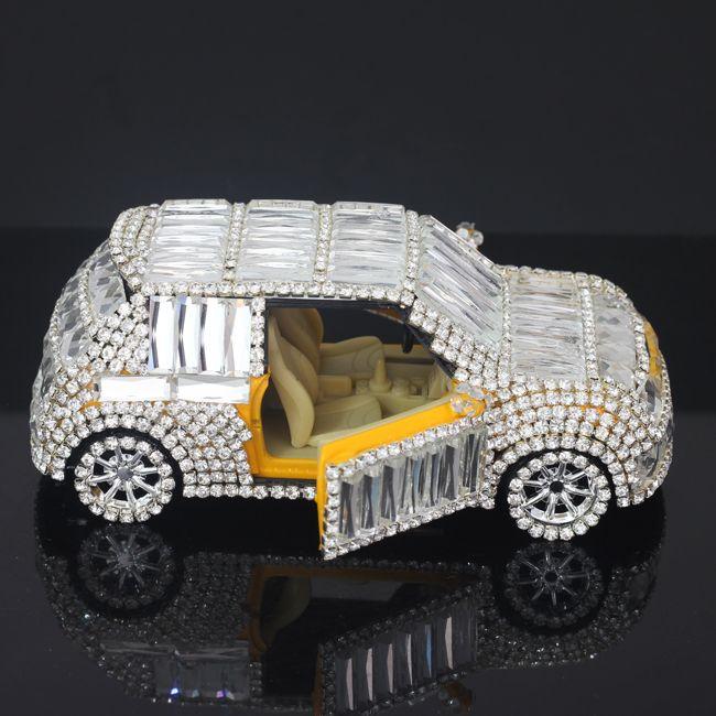 Funny car air freshener