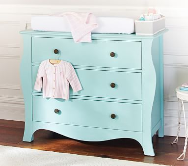 ON SALE $479 love this color! Simone Dresser #pbkids