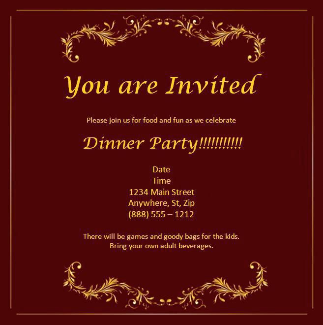 Wedding Invitation Templates Video Luxury