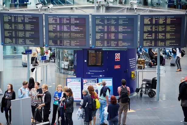 Manchester Piccadilly could be sold off as state-backed Network Rail looks to off-load train stations - Manchester Evening News