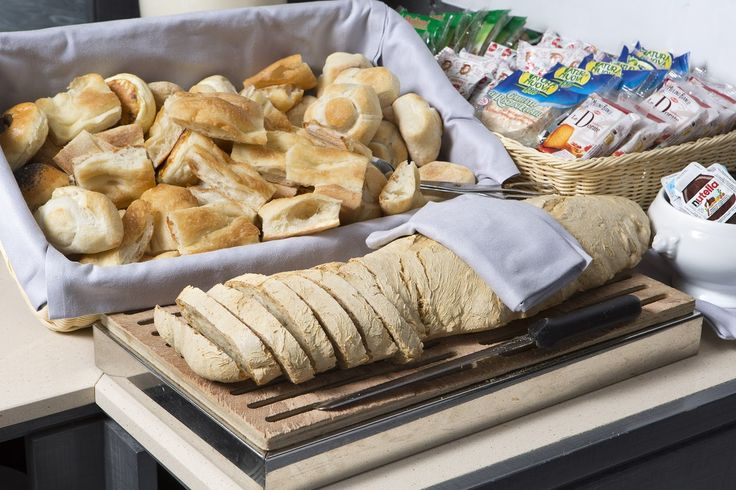 FRESH HOMEMADE BREAD DAILY MADE.  You are way too important to us to think of doing it any other way...