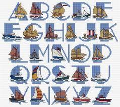 Image result for cross stitch ship sampler
